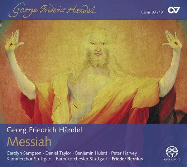 Haendel - HAENDEL : Le Messie - Page 3 4009350832190