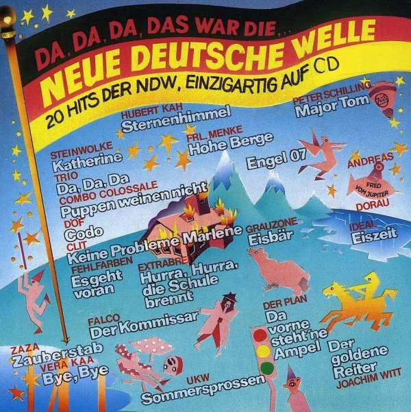 Da da da das war die neue deutsche welle cd jpc for Die neue deutsche welle