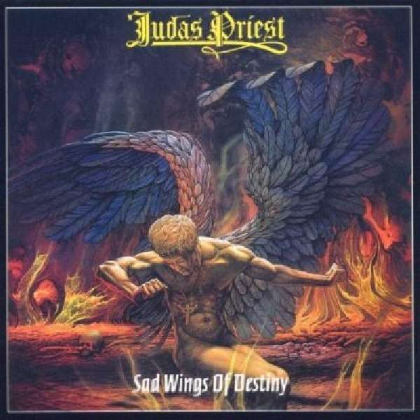 JUDAS PRIEST - Sad Wings Of Destiny - CD