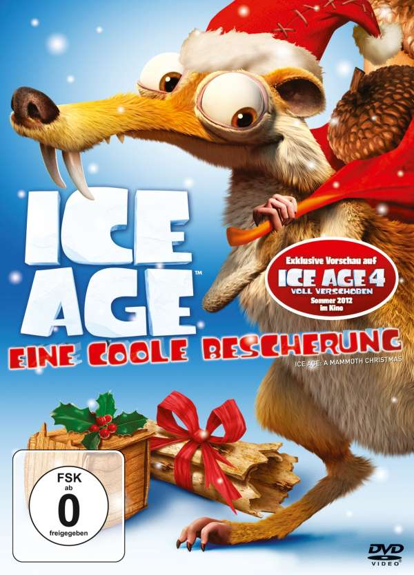 ice age eine coole bescherung dvd jpc. Black Bedroom Furniture Sets. Home Design Ideas