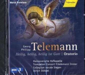 Georg Philipp Telemann (1681-1767) - Page 2 4010276017080