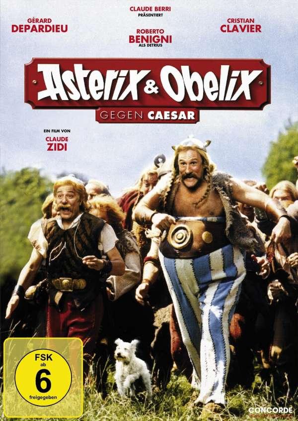 Asterix Und Obelix Cäsar