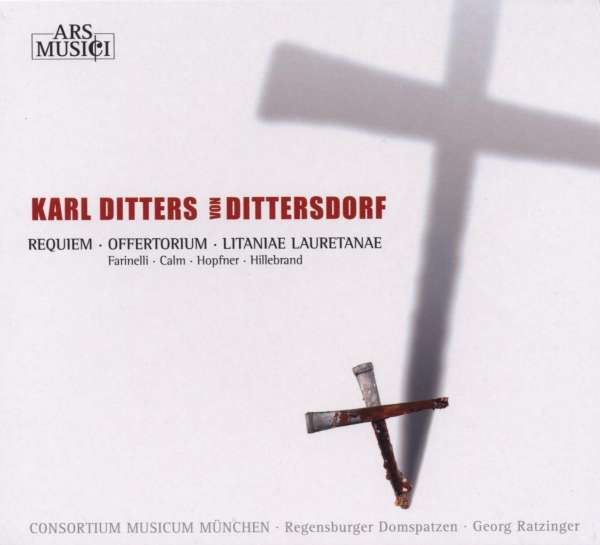 Karl Ditters von Dittersdorf (1739-1799) 4011222322210