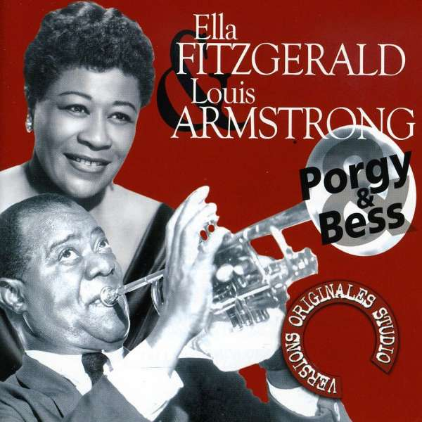 Ella Fitzgerald & Louis Armstrong: Porgy and Bess (CD) – jpc Ella Fitzgerald Porgy And Bess