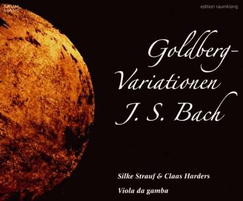 bach - Bach : Variations Goldberg - Page 2 4018767028072