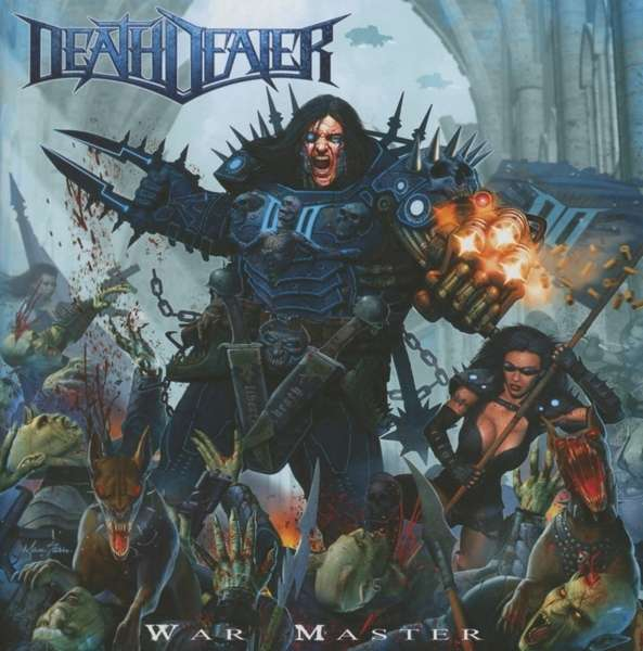 DEATH DEALER - War Master - CD