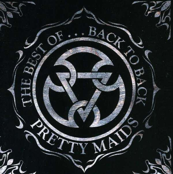 PRETTY MAIDS - The Best Of... Back To Back - CD