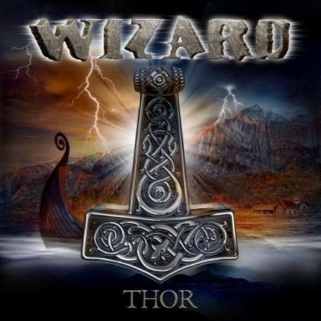 WIZARD - Thor - CD