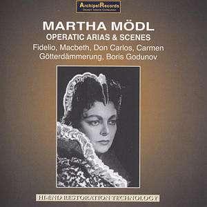 dramatischer sopran arien