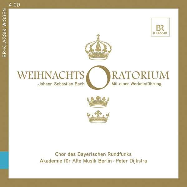 Bach Oratorio de Noël 4035719009026