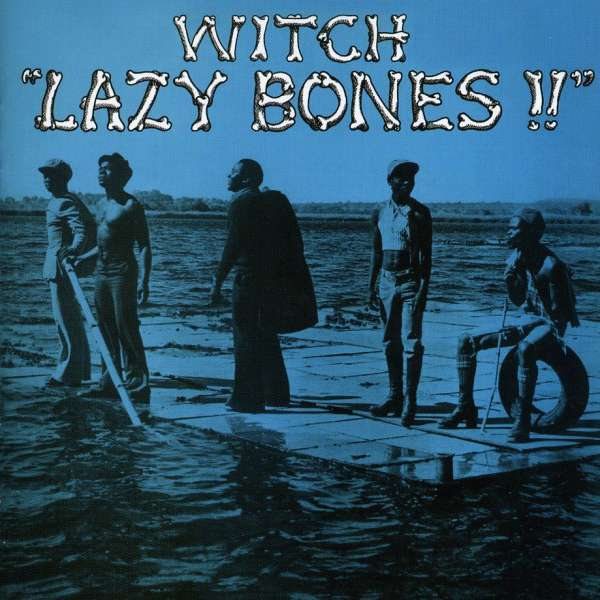 WITCH - Lazy Bones!! - CD