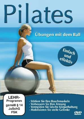 pilates bungen mit dem ball dvd jpc. Black Bedroom Furniture Sets. Home Design Ideas