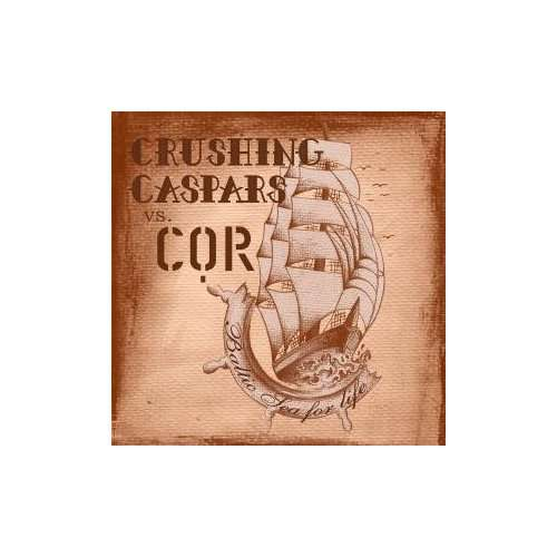 CRUSHING CASPARS / COR - Baltic Sea For Life  LP