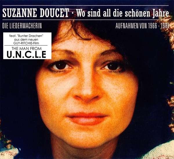 Suzanne Doucet Net Worth