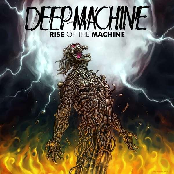 DEEP MACHINE - Rise Of The Machine - 33T