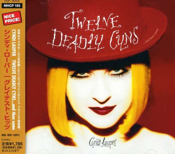 Cyndi Lauper Greatest Hits Cd Jpc