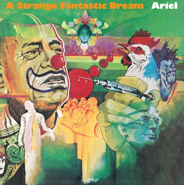 ARIEL - A Strange Fantastic Dream - CD