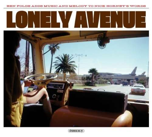 Ben Folds & Nick Hornby: Lonely Avenue +1