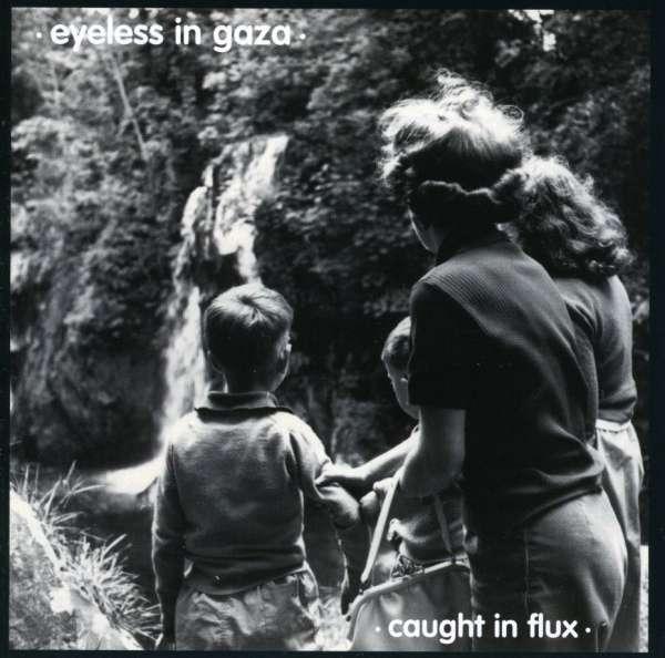 EYELESS IN GAZA - Caught In Flux - CD