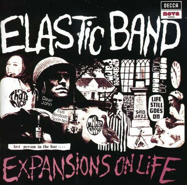 ELASTIC BAND, THE - Expansions On Life - CD