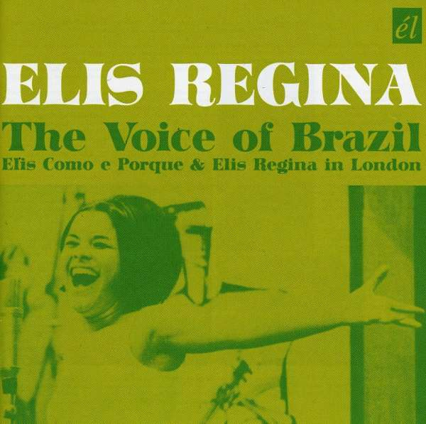 ELIS REGINA - The Voice Of Brazil - CD