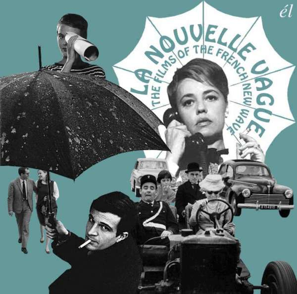 french new wave influences and innovative The influences of french new wave are reached until 1980's during this period of time, there are some pioneer of filmmaking has produced film which has nicely echoes of french new wave movement.