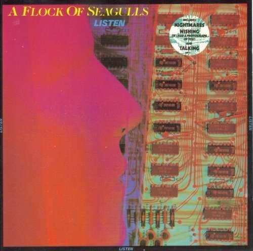 A FLOCK OF SEAGULLS - Listen - CD