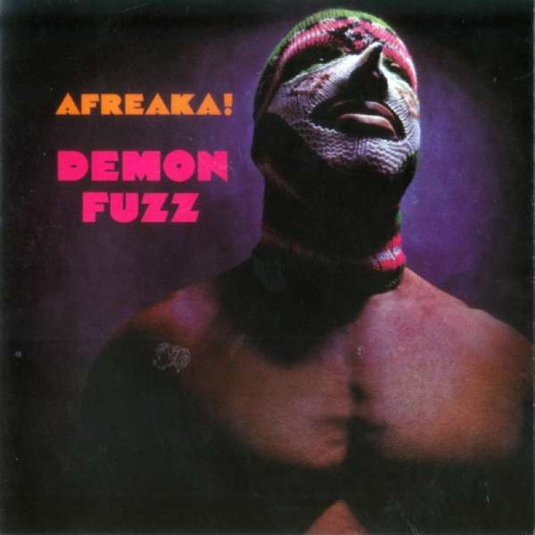 DEMON FUZZ - Afreaka! - CD