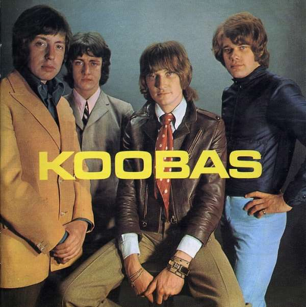 KOOBAS, THE - Koobas - CD