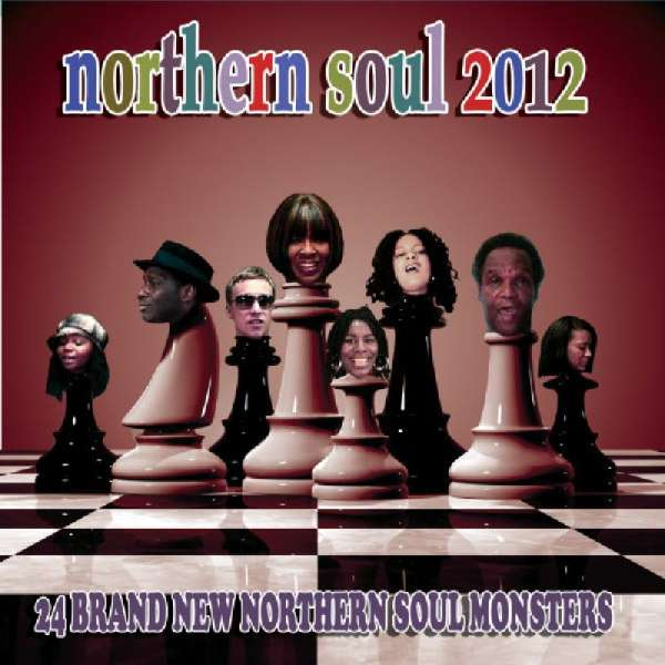 VARIOUS - Northern Soul 2012 - CD