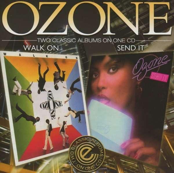 OZONE - Walk On / Send It - CD