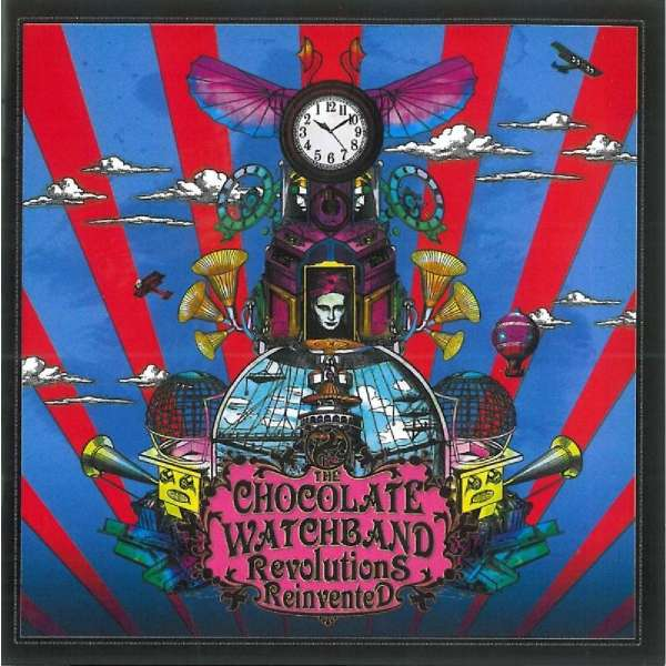 CHOCOLATE WATCHBAND, THE - Revolutions Reinvented - CD