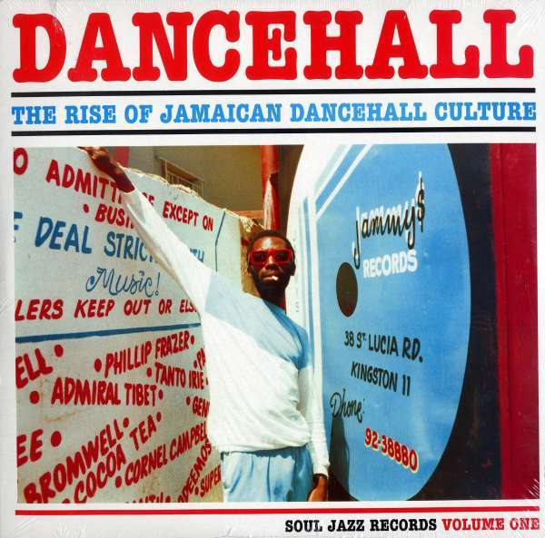 VARIOUS - Dancehall: The Rise Of Jamaican Dancehall Culture Volume One - 33T x 2