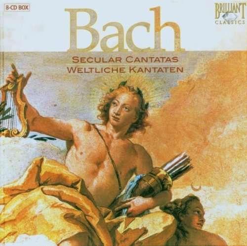 bach - Cantates profanes de J.S. Bach 5028421930381
