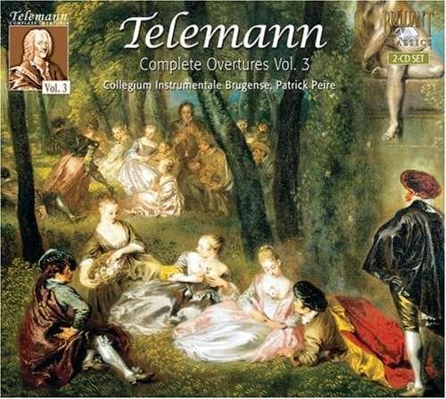 Georg Philipp Telemann (1681-1767) 5028421937045