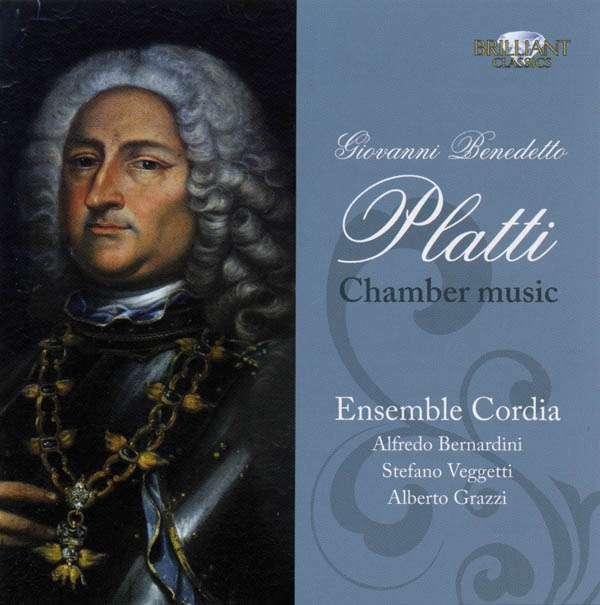 Giovanni Benedetto PLATTI (1697 1763) 5028421940076