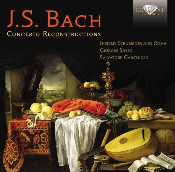 Bach: transcriptions diverses 5028421943404