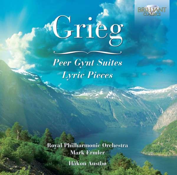 Edvard grieg 1843 1907 peer gynt suiten nr 1 2 auf cd