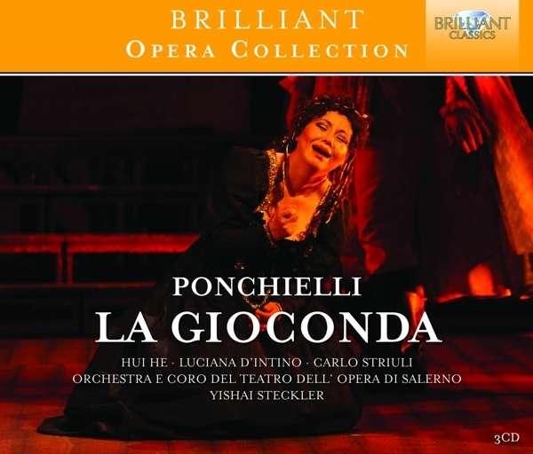Ponchielli-La Gioconda - Page 2 5028421946078