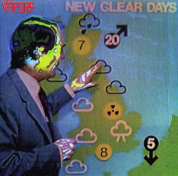 VAPORS, THE - New Clear Days - CD