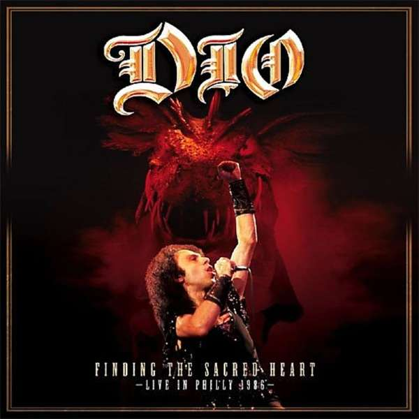DIO - Finding The Sacred Heart – Live In Philly 1986 - CD x 2