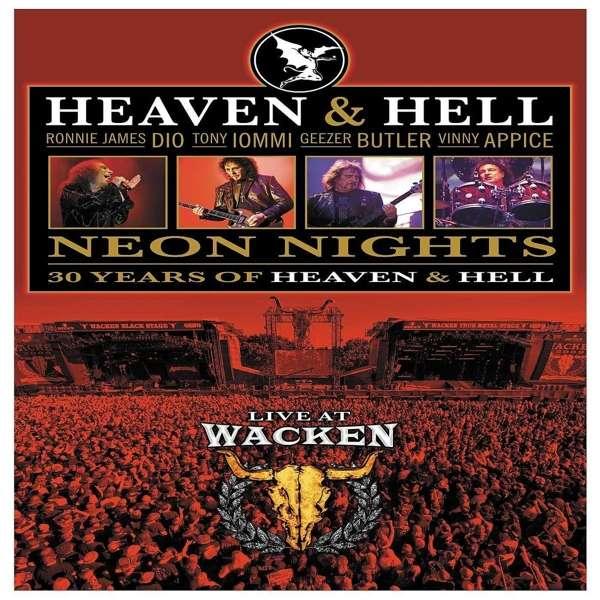 HEAVEN & HELL - Neon Nights • 30 Years Of Heaven & Hell • Live At Wacken - CD