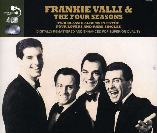 frankie valli and the 4 seasons videos classical