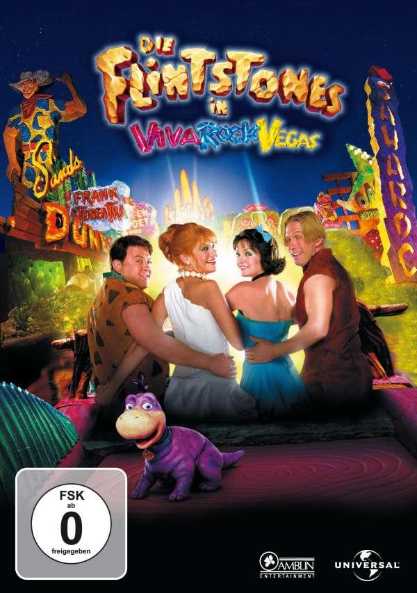 Çakmaktaşlar Rock Vegasta The Flintstones in Viva Rock Vegas 2000 (Türkçe Dublaj) DVDRip XviD