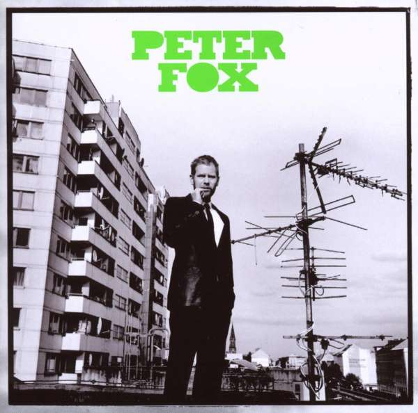 PETER FOX - Stadtaffe - CD