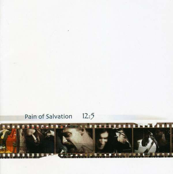 PAIN OF SALVATION - 12:5 - CD
