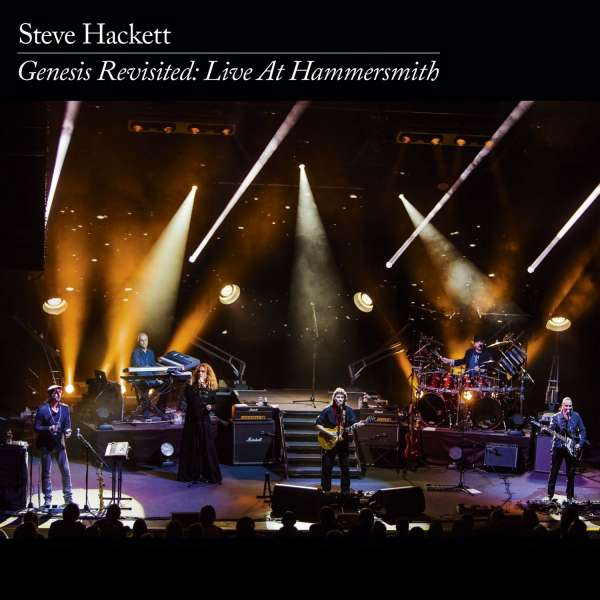 Steve Hackett - Genesis Revisited [Live At Hammersmith] (2013) DVDRip