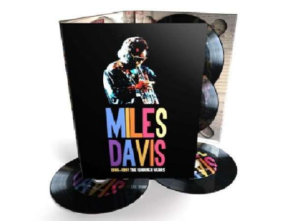 MILES DAVIS - 1986-1991 The Warner Years - Coffret CD