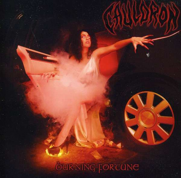 CAULDRON - Burning Fortune - CD