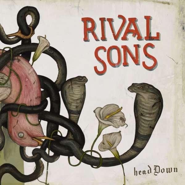 Rival Sons Head Down Rival Sons Head Down cd